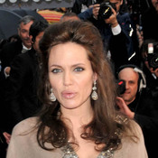 Angelina Jolie, una madre normal