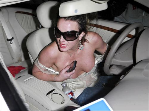 Los escotes de Britney Spears