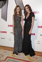 Amparo Bombati y Macarena Echevarría en los Premios Top Glamour 2010