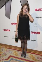 Ana Rosa Quintana, de negro en los Premios Top Glamour 2010