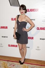 Blanca Suárez en los Premios Top Glamour