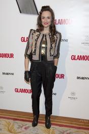 Laura Pamplona en los Premios Top Glamour 2010