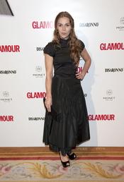Miriam Gallego en los Premios Top Glamour 2010