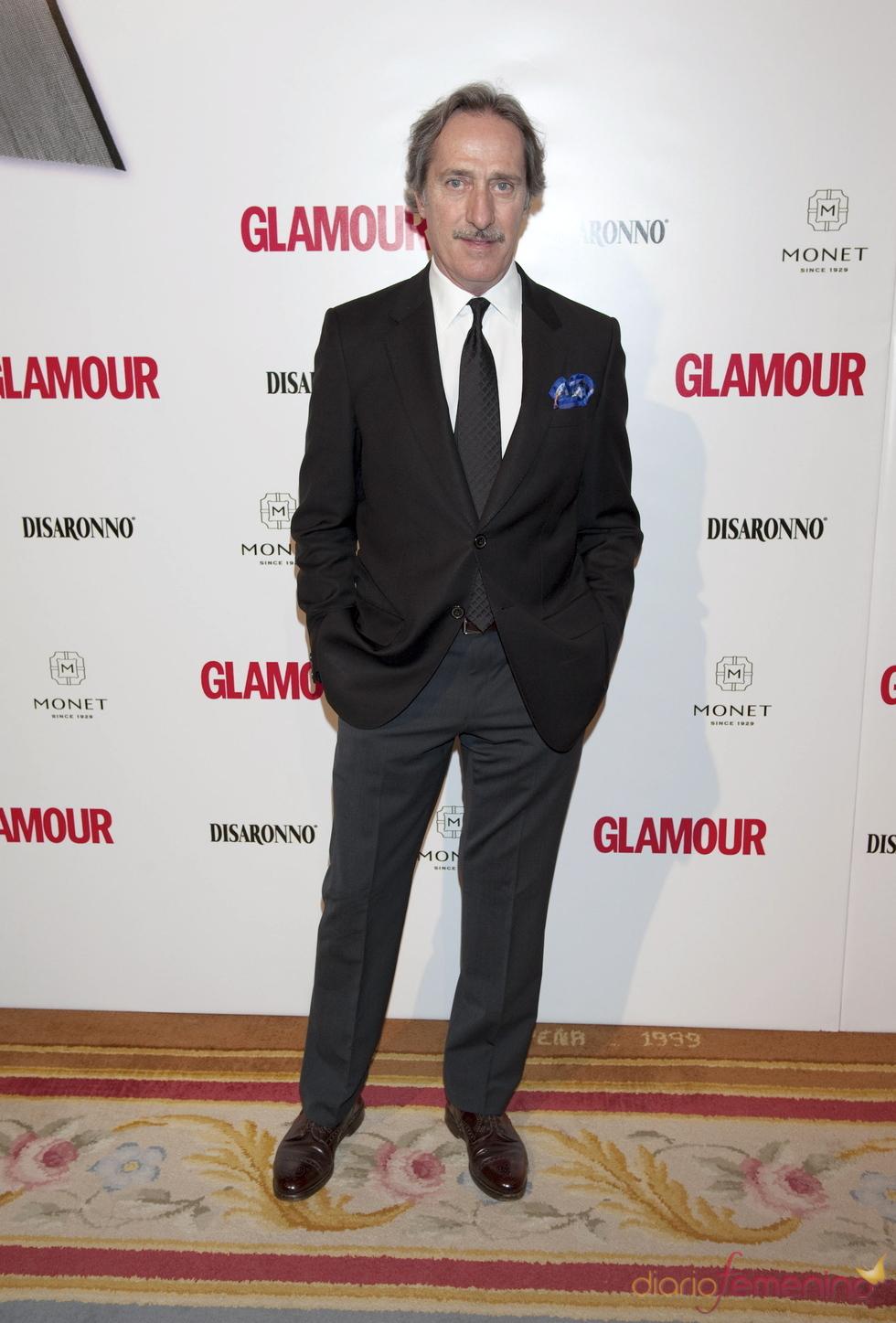 Premios Top Glamour 2010 con Roberto Torreta