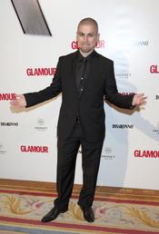 Rodrigo Cortés en los Premios Top Glamour 2010
