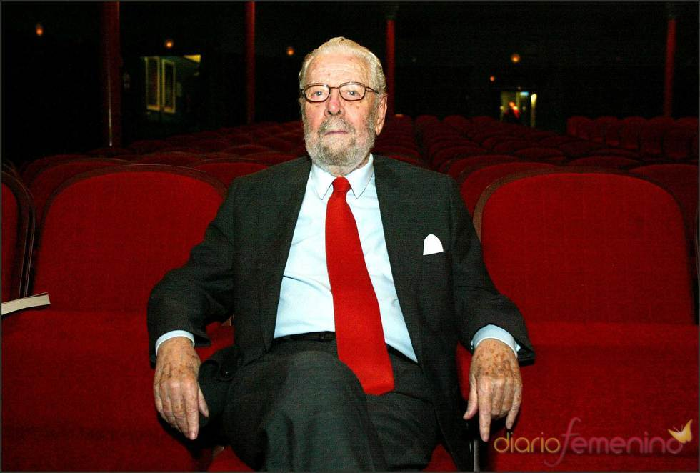 La muerte del cineasta Luis García Berlanga