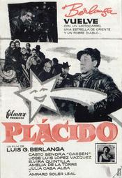 'Plácido' de Luis García Berlanga