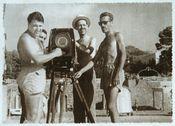 Luis García Berlanga en 1953