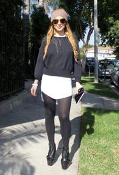 Lindsay Lohan se reunirá con sus padres