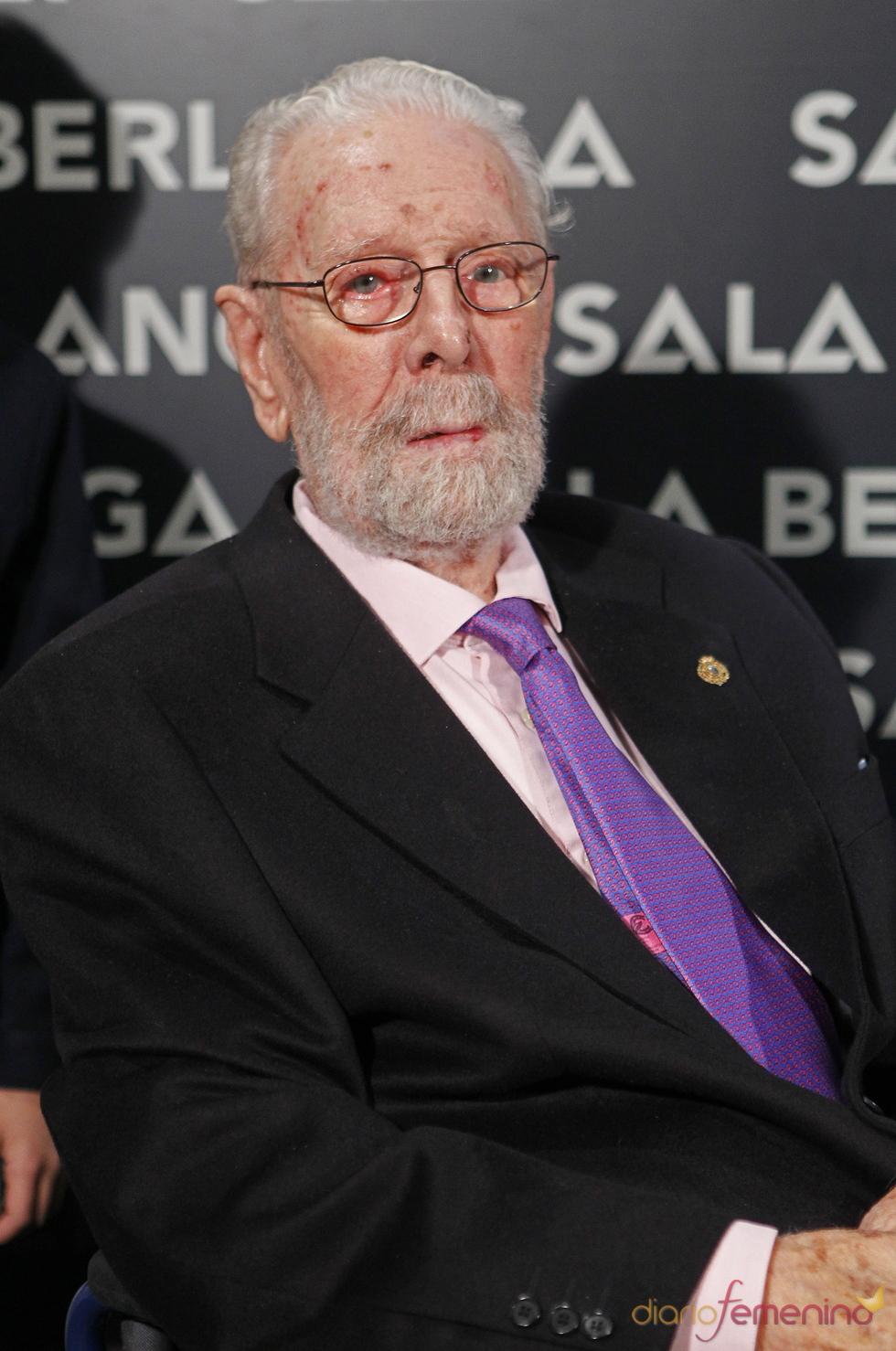 Despedida de Luis García Berlanga