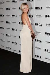 Malin Akerman en la Gala MOCA 2010