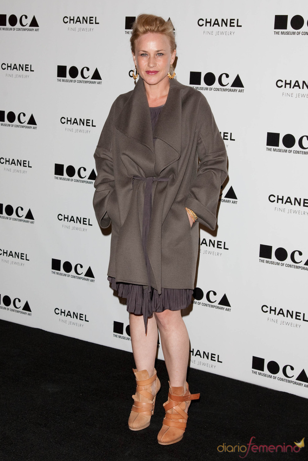 Patricia Arquette en la Gala MOCA 2010
