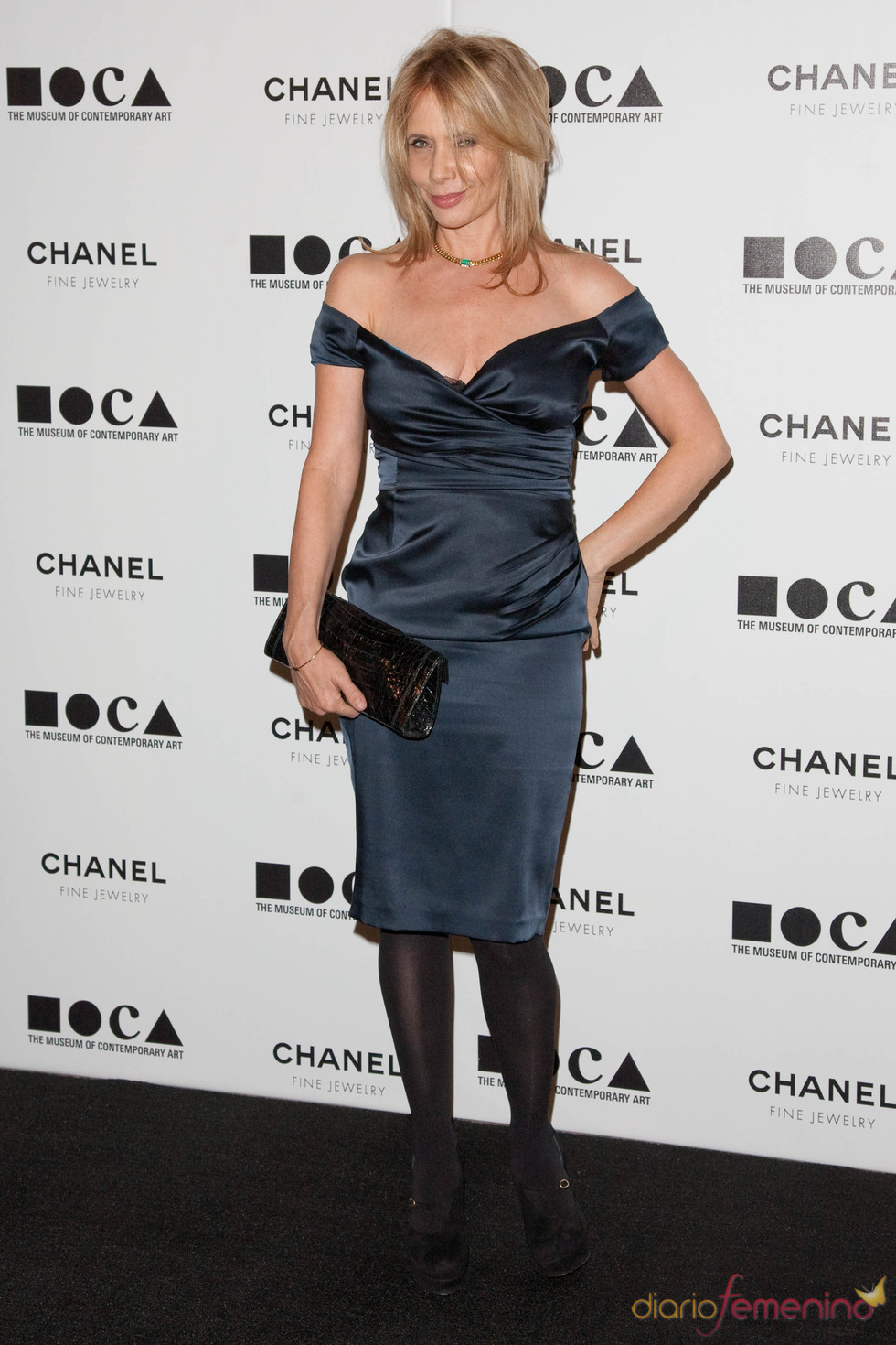 Rosanna Arquette en la Gala MOCA 2010