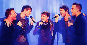 Take That actuan en directo por primera vez en 'The X Factor'