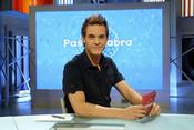 Christian Gálvez, conduce con éxito 'Pasapalabra'