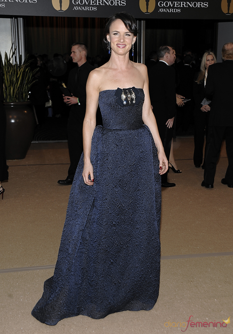 Juliette Lewis durante los Governors Awards 2010