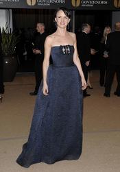 Juliette Lewis durante los Governors Awards 2010