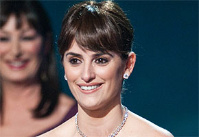 Penélope Cruz: Oscars 2010