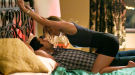 Jennifer Aniston y Gerard Butler, en 'Exposados'