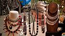 Moda hippie en el mercadillo de Las Dalias