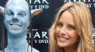 Estefanía Luyk, embarazada, presenta el DVD de 'Avatar'