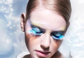Modelos de pestañas postizas y falsas - Moda Internacional