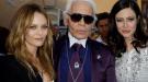 Karl Lagerfeld presenta la colección Crucero en Saint Tropez