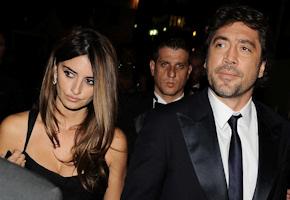 Penélope Cruz y Javier Bardem, juntos en Cannes