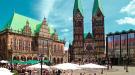 Bremen, un rincón con encanto en Alemania