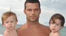 Ricky Martin es feliz tras declarar que es gay