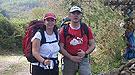 El Camino de Santiago en pareja
