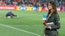 Sara Carbonero, inseparable de Iker Casillas en el Mundial