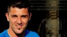 David Villa, el ángel de la selección española