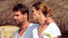 Laura Sánchez y David Ascanio, de vacaciones en Cádiz