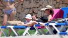 Amelia Bono y Rafael Martos, de vacaciones en Ibiza