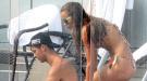Cristiano Ronaldo e Irina Shayk, dos cuerpazos al sol