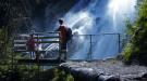 Parque de las aguas salvajes, en el Tirol
