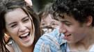 Nick Jonas con Lucie Jones