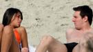 Leo Messi y Antonella Rocuzzo: románticas vacaciones en Brasil