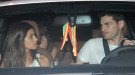 Cena romántica de Iker Casillas y Sara Carbonero tras el Mundial