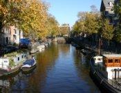 Los canales de Ámsterdam se convierten en Patrimonio de la Humanidad