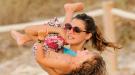 Las vacaciones de Amaia Salamanca en Ibiza