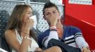 Cristiano Ronaldo e Irina Shayk, juntos en el baloncesto