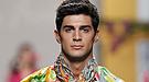 Los modelos masculinos más sexy en Cibeles Madrid Fashion Week