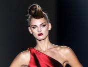 Hannibal Laguna pone el toque de glamour a la Cibeles Madrid Fashion Week