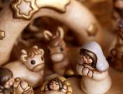 Adornos para el pesebre en la Navidad 2012, de THUN