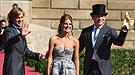 Famosos en la boda de Rafael Medina y Laura Vecino