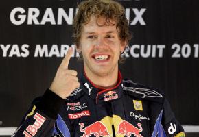 Sebastian Vettel, el joven que tocó la gloria