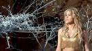 Shakira en el rodaje del spot de Freixenet