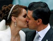 Boda en México de Angélica Rivera y Enrique Peña